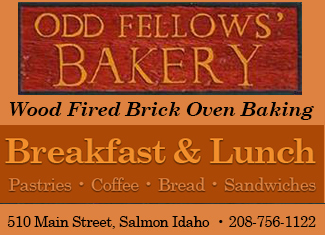 Odd Fellows Bakery - Salmon, Idaho