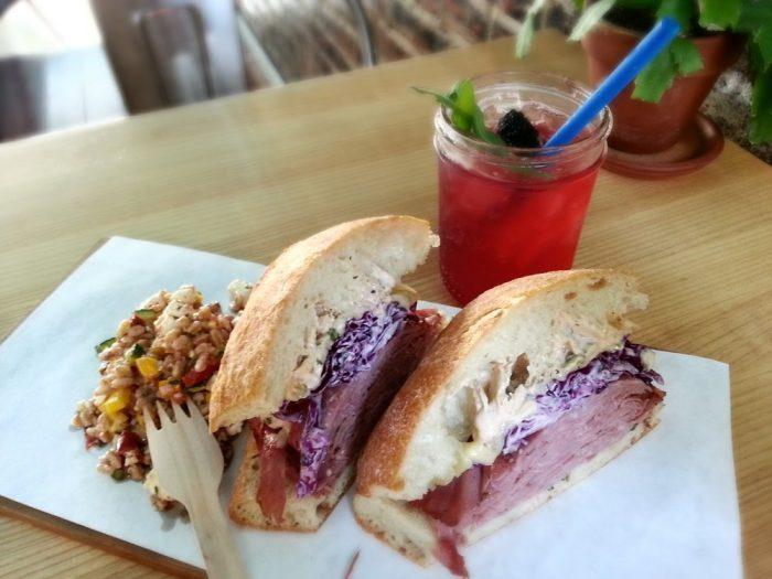 Idaho sandwiches own the News!
