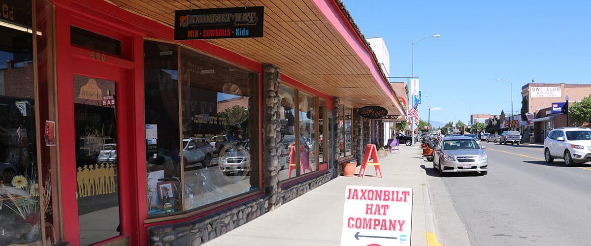 Jaxon Built storefront