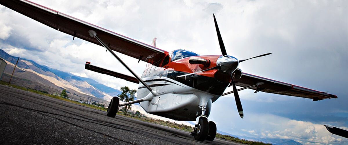Gem Air Flights from Salmon, Idaho
