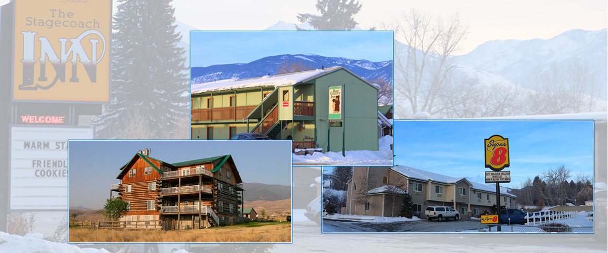 Hotels in Salmon, Idaho