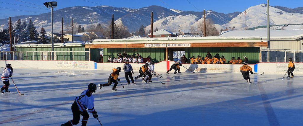 Salmon-Idaho-Hockey