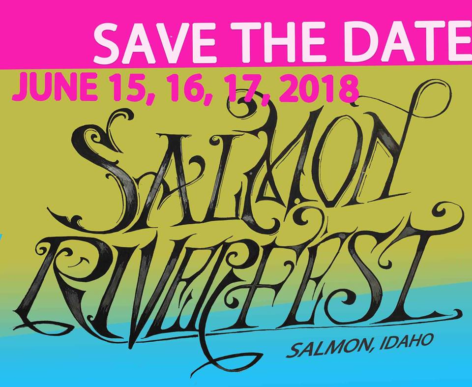 June 15, 16, 17:  Salmon RiverFest 2018
