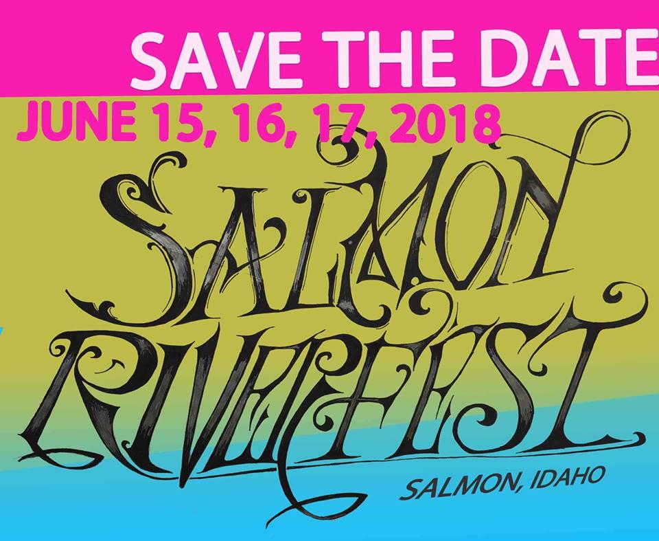 2018 riverfest poster