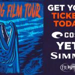 Fly fish film tour: image