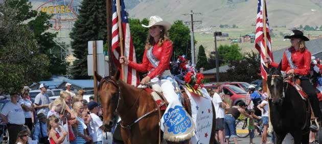 Salmon River Days Parade - image