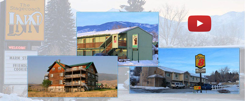Lodging in Salmon, Idaho