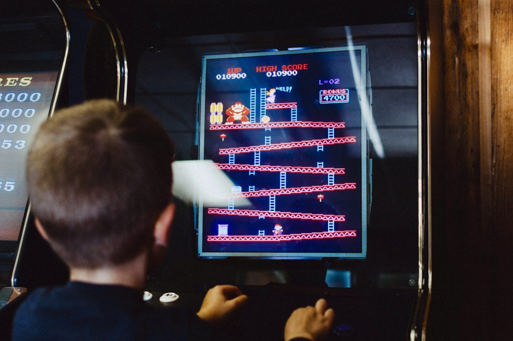 Zoom Arcade -  Salmon, Idaho