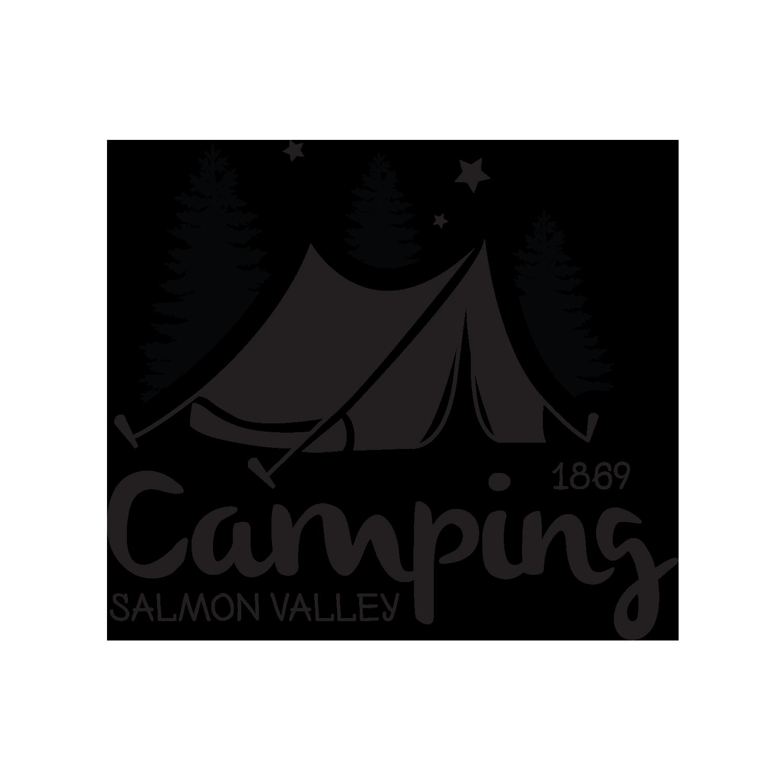 Camping in Salmon, Idaho