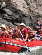 kookaburra white water rafting