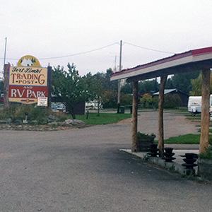 Fort Lemhi RV Park & Trading