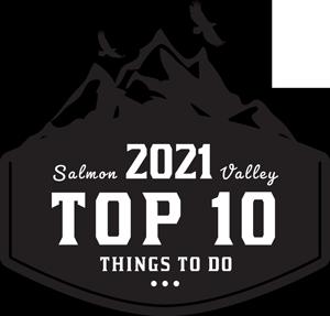 Top 10 activities in Salmon, Idaho
