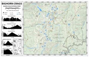 Download: Big Horn Crags Map